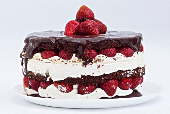 торт тузик рецепт с фото