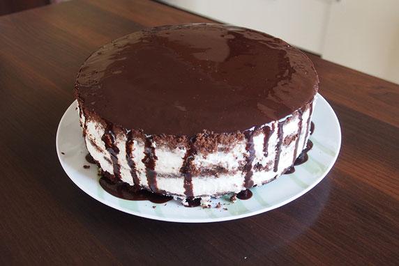 Торт Вупи пай (whoopie pie)