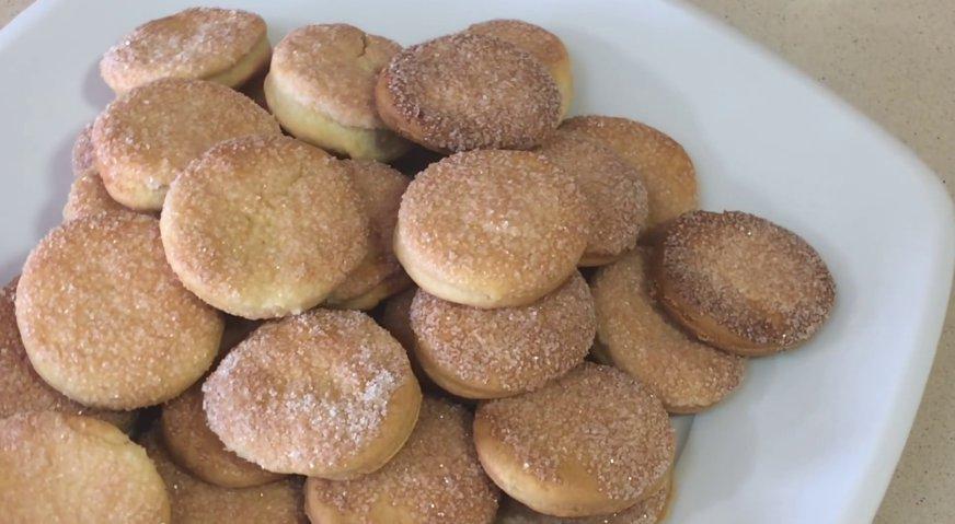 Печенье на сметане пошаговый рецепт в домашних условиях