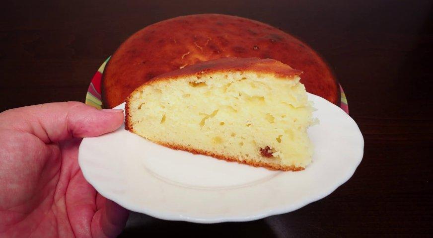 Пирог на кефире пошаговый рецепт в домашних условиях