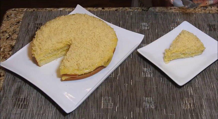 Постный торт пошаговый рецепт в домашних условиях