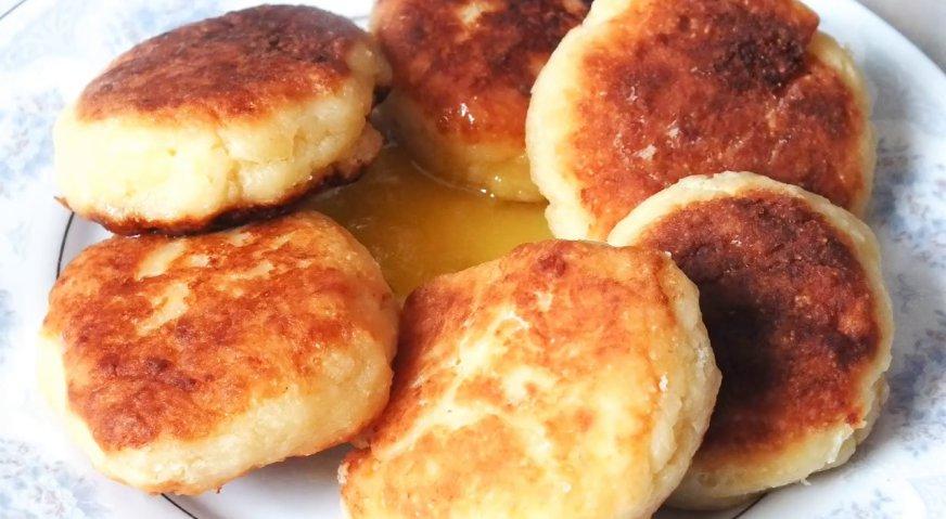 Сырники с манкой пошаговый рецепт в домашних условиях