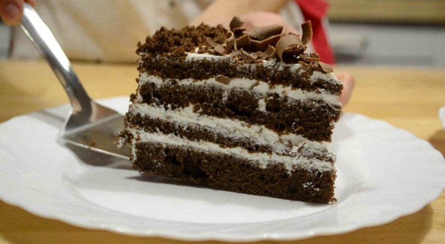 Торт черный принц рецепт с фото пошаговая