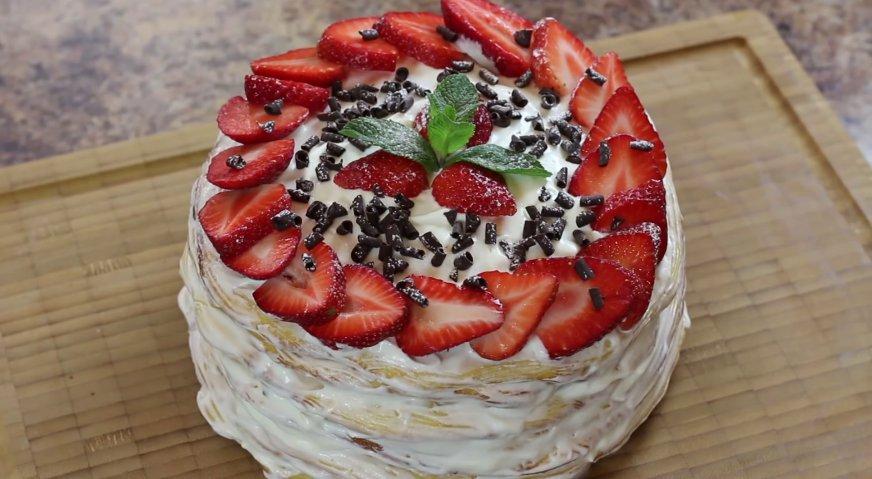 Торт молочная девочка пошаговый рецепт в домашних условиях 94