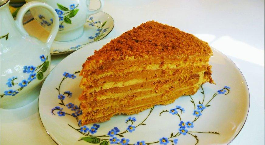 Торт рыжик пошаговый рецепт в домашних условиях