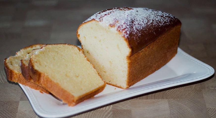 Творожный кекс пошаговый рецепт в домашних условиях