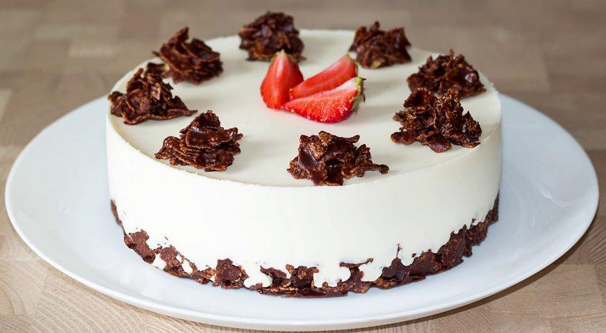 Творожный торт пошаговый рецепт в домашних условиях