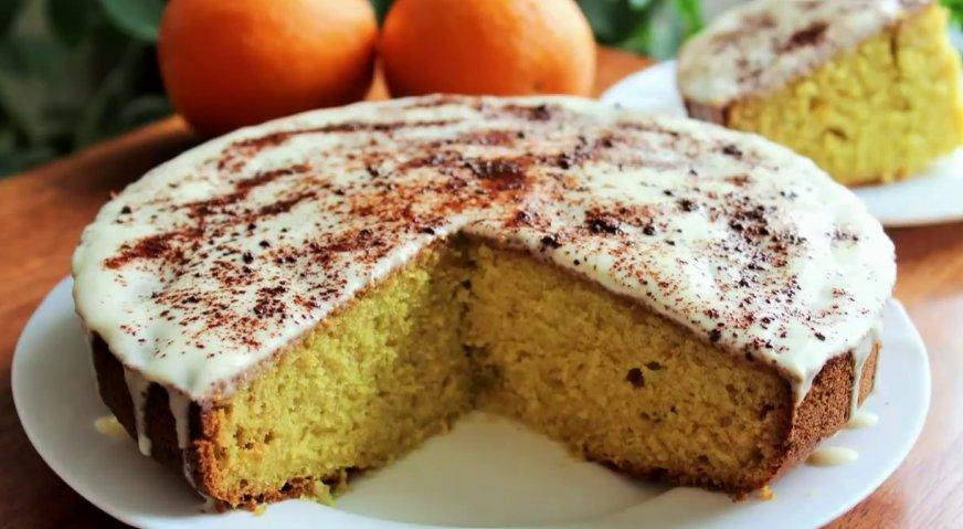 Апельсиновый пирог пошаговый рецепт в домашних условиях
