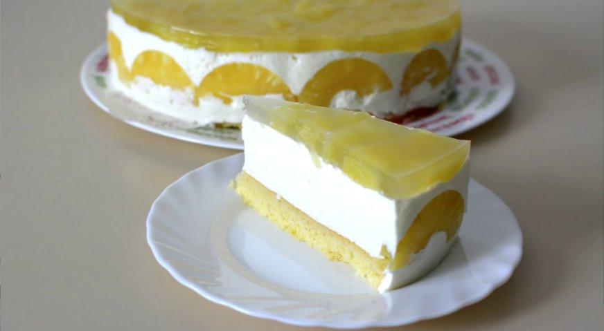 Йогуртовый торт пошаговый рецепт в домашних условиях