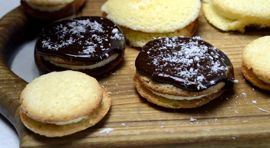 Пирожное буше пошаговый рецепт в домашних условиях
