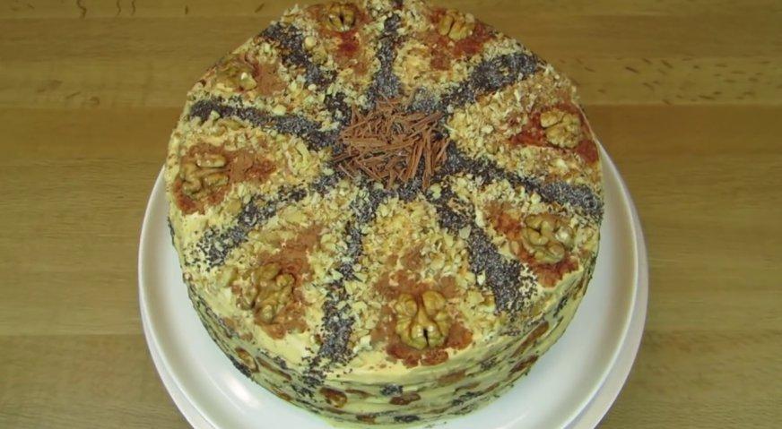 Торт дамский каприз пошаговый рецепт в домашних условиях