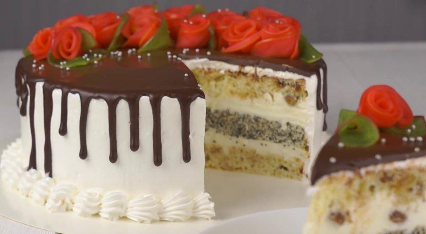 Торт сказка пошаговый рецепт в домашних условиях