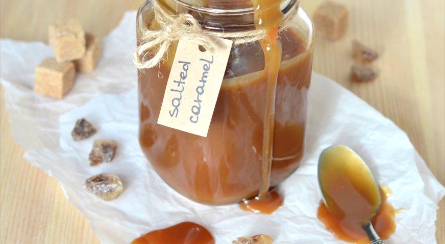 Соленая карамель пошаговый рецепт в домашних условиях