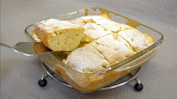 Яблочный пирог пошаговый рецепт в домашних условиях