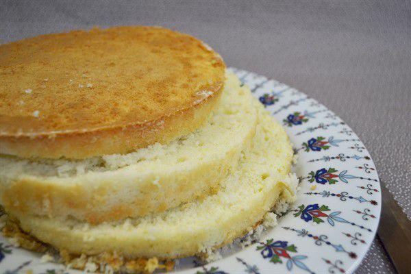 Бисквит, который всегда получается! пошаговый рецепт в домашних условиях