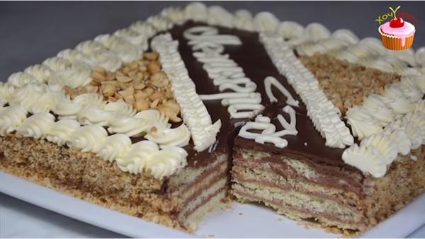торт ленинградский пошаговый рецепт с фото
