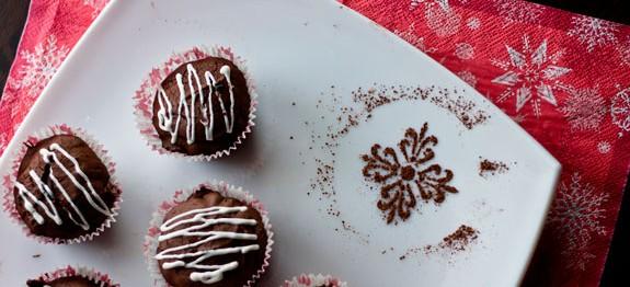 Шоколадный фондан рецепт