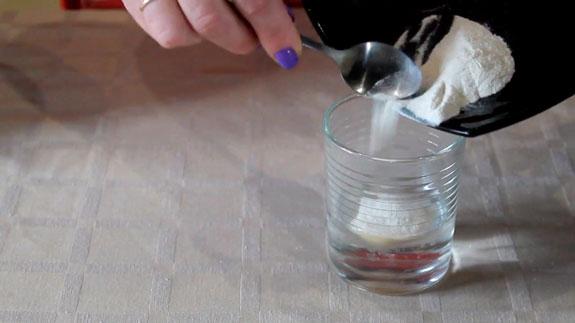 Агар соединяем с четвертью стакана воды и... Торт Птичье молоко: пошаговый фото-рецепт
