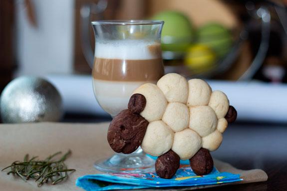 Печенье овечки пошаговый рецепт в домашних условиях