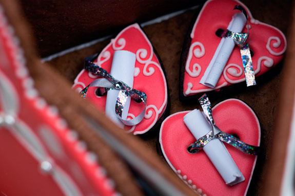 Наполнить шкатулку можно различными... Имбирный пряник Шкатулка: пошаговый фото-рецепт