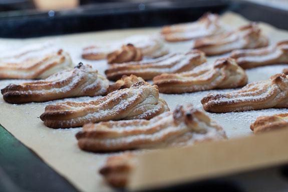 Песочное печенье: пошаговый фото-рецепт