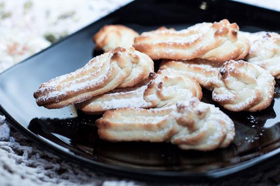 Песочное печенье пошаговый рецепт в домашних условиях