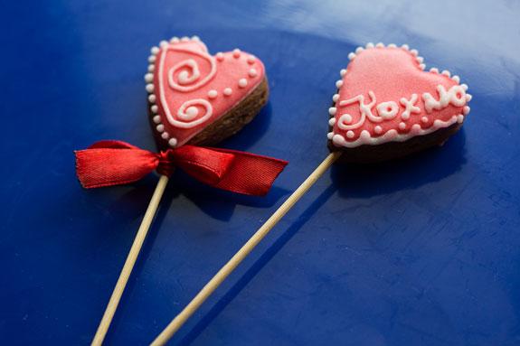 Подарите радость и любовь своим родным и... Пряники имбирные Валентинки: пошаговый фото-рецепт