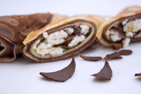 Тонкие блинчики на Масленицу: пошаговый фото-рецепт