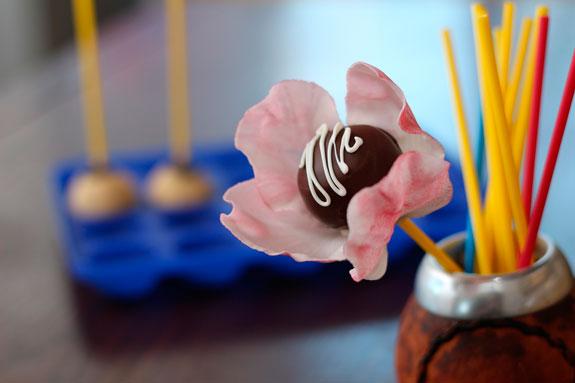 Кейк Попс пирожное на палочке: пошаговый фото-рецепт