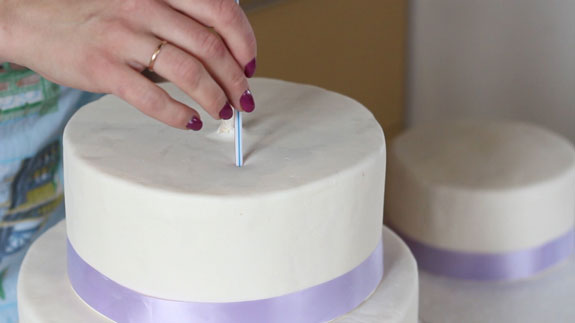 Как правильно собрать трехъярусный торт: пошаговый фото-рецепт