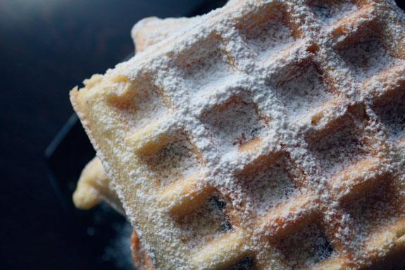 Венские вафли пошаговый рецепт в домашних условиях
