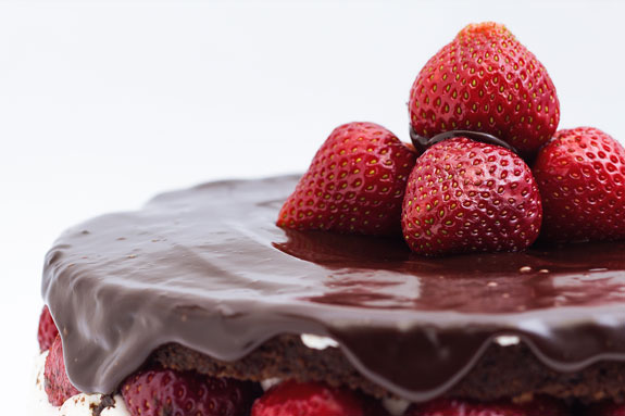Голый торт: пошаговый фото-рецепт