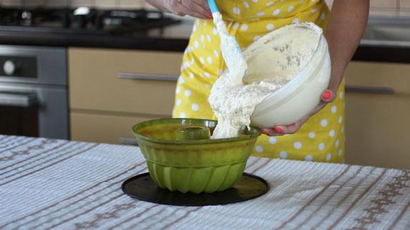 Перекладываем полученную массу в большую,... Львовский сырник: пошаговый фото-рецепт