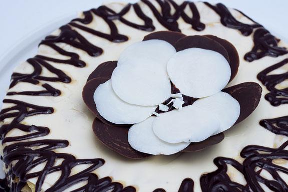 Торт дамские пальчики со сгущенкой