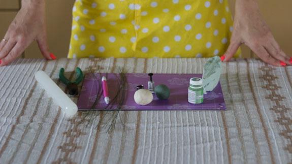 Как сделать ландыш из мастики: пошаговый фото-рецепт. Материалы