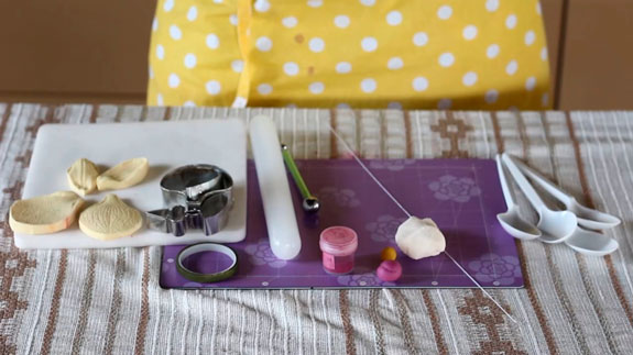 Как сделать орхидею из мастики: пошаговый фото-рецепт