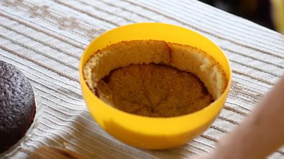И выкладываем бортики из второй части как на... Торт Панчо: пошаговый фото-рецепт