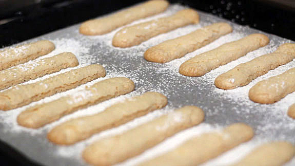 Печенье Савоярди пошаговый рецепт в домашних условиях