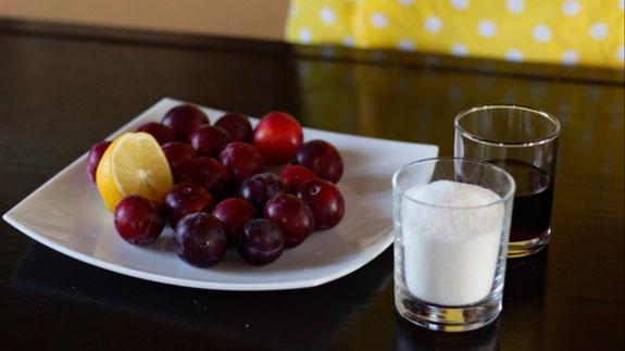 4 ингредиента. Сливовое сорбе: пошаговый фото-рецепт