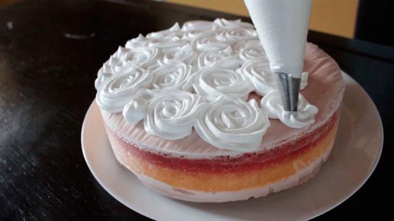 Торт мороженое в домашних условиях