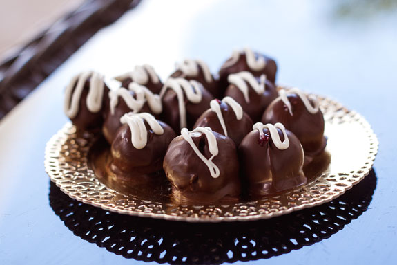 Конфеты Пьяная вишня в шоколаде рецепт