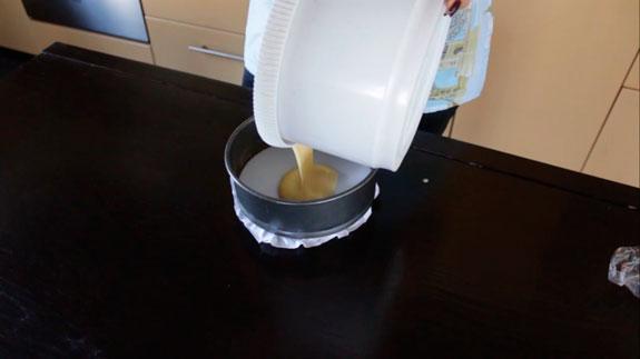 Будем использовать разъемную форму диаметром... Торт Тирамису с шоколадом: пошаговый фото-рецепт