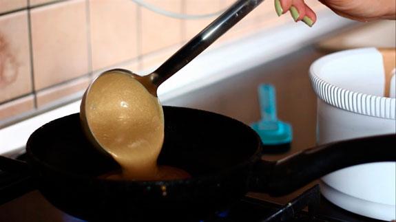 Выпекаем кофейные панкейки. Кофейные панкейки: пошаговый фото-рецепт
