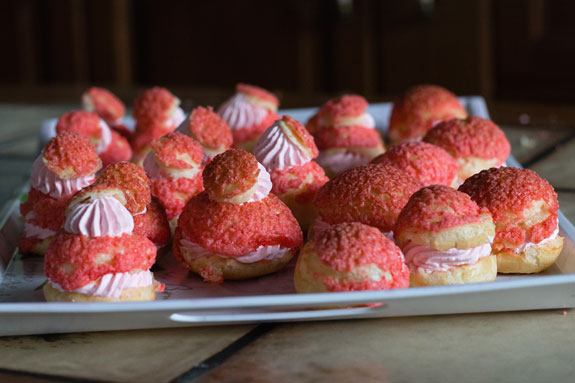Теперь можно наслаждаться великолепным вкусом... Пирожное Шу: пошаговый фото-рецепт