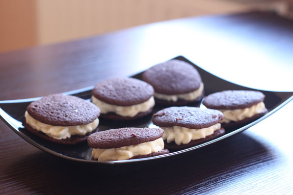 Печенье Вупи пай (whoopie pie): пошаговый фото-рецепт
