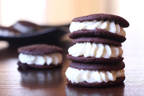 Печенье Вупи пай пошаговый рецепт в домашних условиях