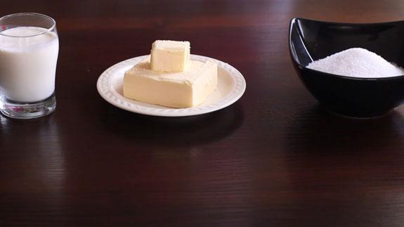 3 ингредиента. Карамельный соус: пошаговый фото-рецепт