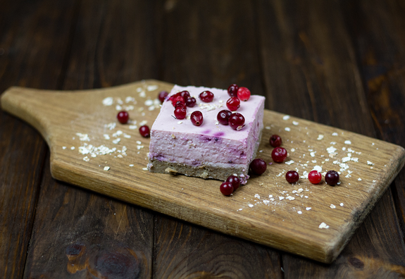 Творожно-овсяный пирог Диет чиз пай