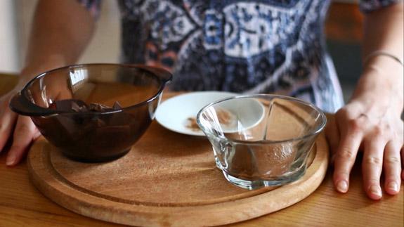 Ингредиенты. Диетические шоколадные конфеты с арахисовой пастой: пошаговый фото-рецепт