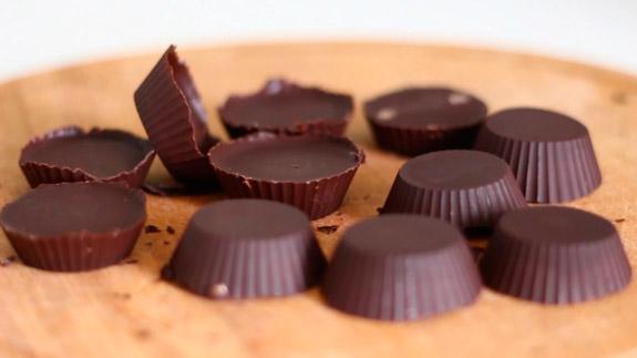 Диетические шоколадные конфеты